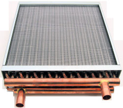 Air to Water Heat Exchanger2