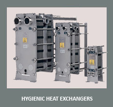 Hygienic Process Equipment - Hygienic Heat Exchangers
