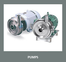 Hygienic Process Equipment - Pumps