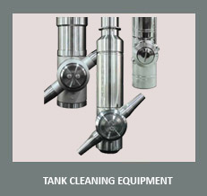 Hygienic Process Equipment - Tank Cleaning Equipment