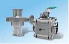 Tri-Clover Check and Ball Valves