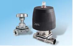Unique DV-ST Ultrapure Diaphragm Valves