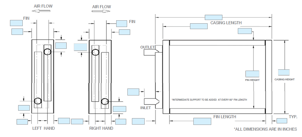 Air Flow Diagram