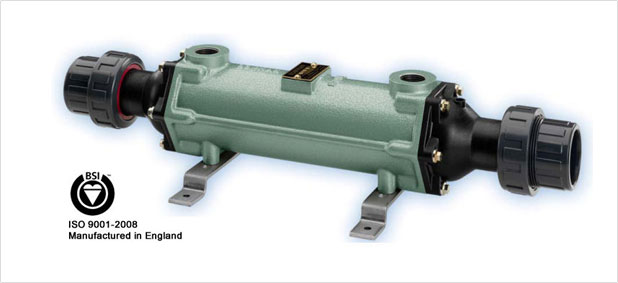 Bowman swimming pool heat exchangers valutech - Bowman heat exchangers for swimming pools ...