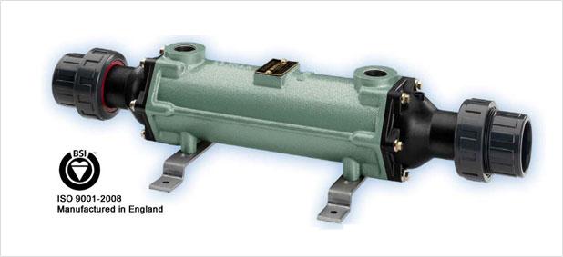CN-Ti Series Pool Heat Exchangers