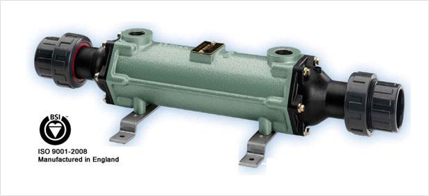 CN-SS Series Stainless Steel Pool Heat Exchangers