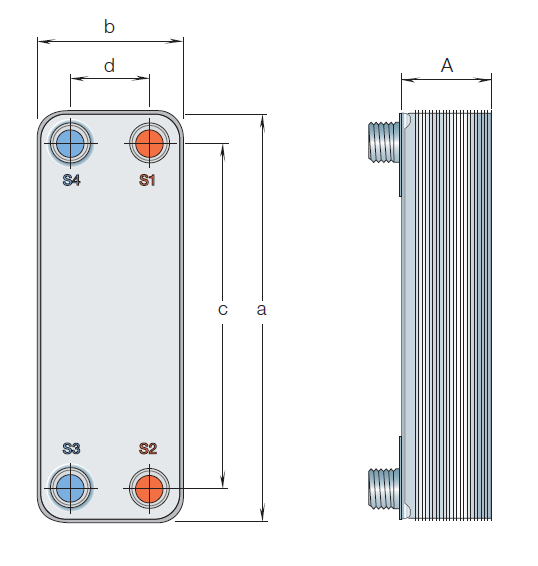 Brazed Plate Heat Exchangers | Valutech