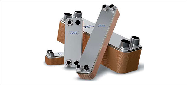 COMPACT BRAZED PLATE HEAT EXCHANGERS