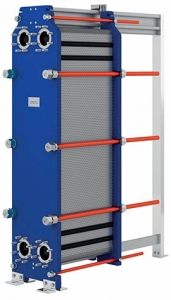 Double-Wall Plate Heat Exchanger