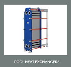 Pool Heat Exchangers