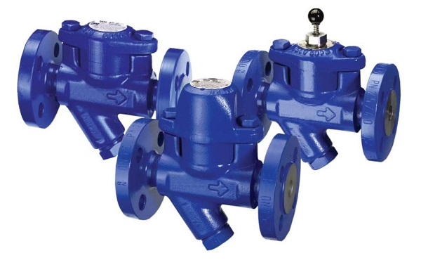 Products Steam Equipment Steam Traps on Pool Water Cooling Systems