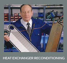 Reconditioning Heat Exchangers