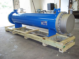Shell and Tube Heat Exchangers - Valutech
