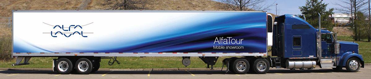 AlfaTour Mobile Showroom