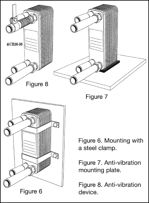 Brazed Heat Exchanger - Installation Manual - Section 2 of 3 | Valutech