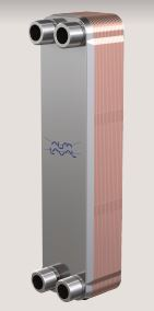 Alfa Laval CBH18DW Double Walled Brazed Heat Exchanger