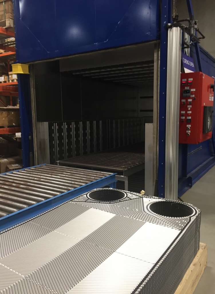 Alfa Laval Curing Oven