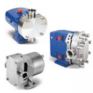 positive displacement rotary lobe pumps
