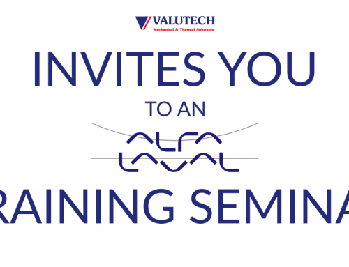 Alfa Laval Training Seminar, April 30, 2020 – (Postponed)